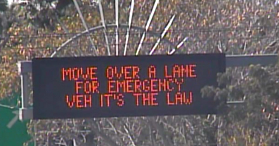 FDOT Promotes Move Over Law