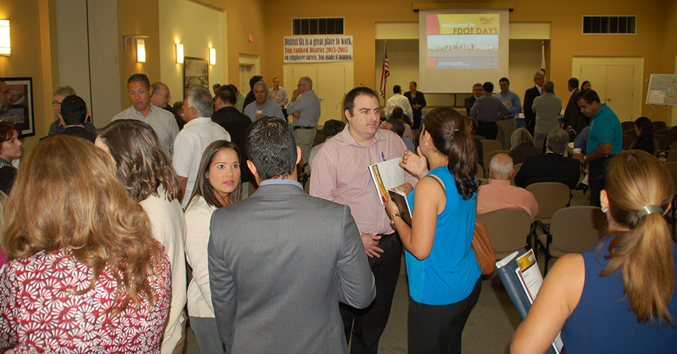 FDOT Hosts Open House Event