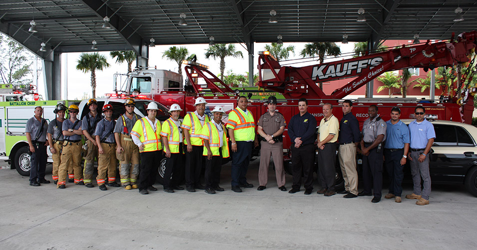 FDOT Hosts Bi-Annual Traffic Incident Management Meeting