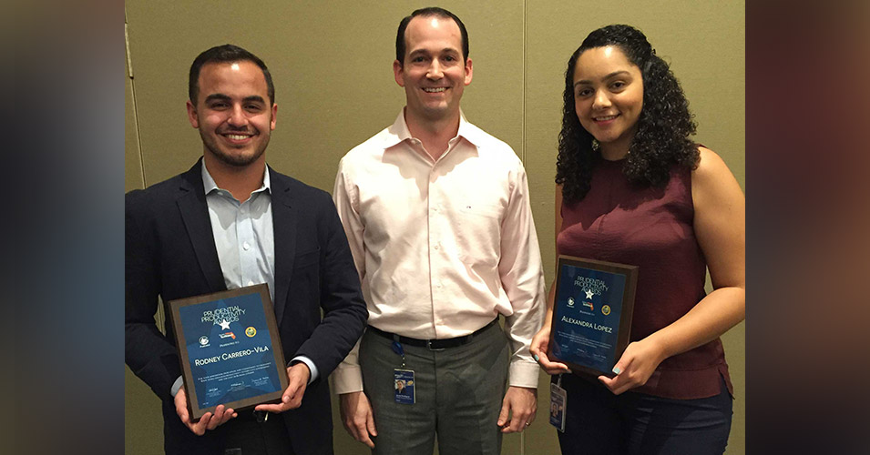 FDOT District Six Wins Two Prudential Productivity Awards!