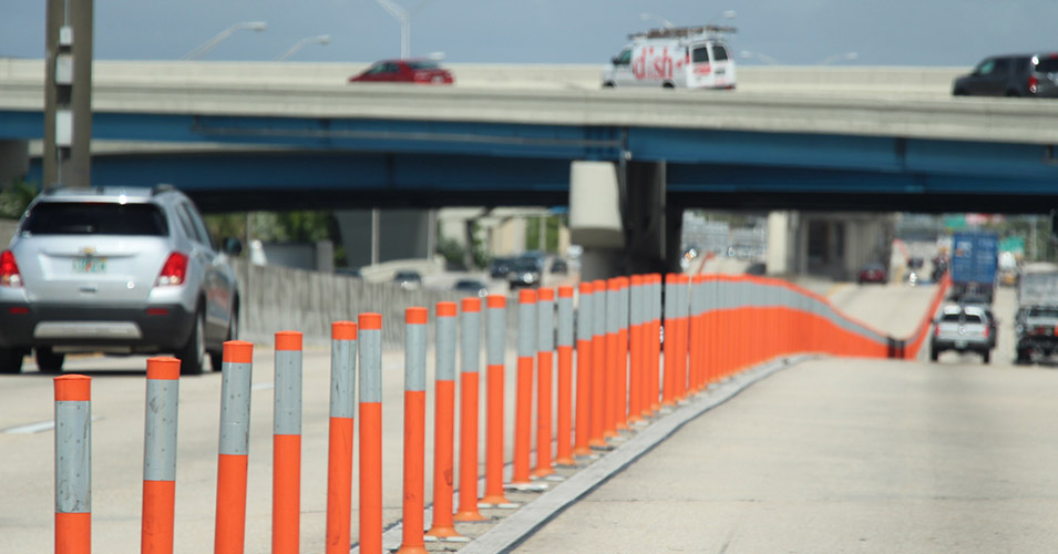 FDOT Begins Safety Improvements on Interstate 95