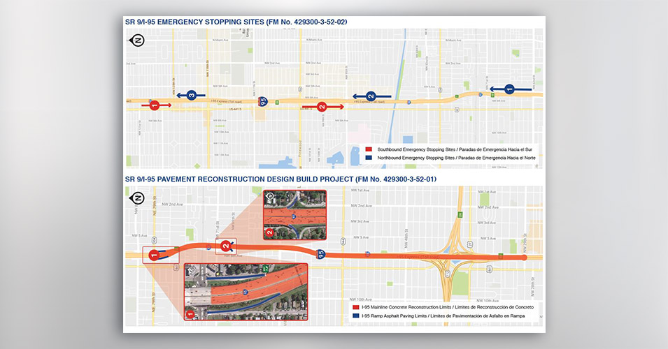 FDOT Kicks Off I-95 Safety Enhancement and Reconstruction Design/Build Project