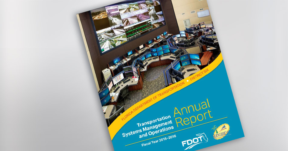 The Transportation Systems Management and Operations (TSM&O) Annual Report is Now Available
