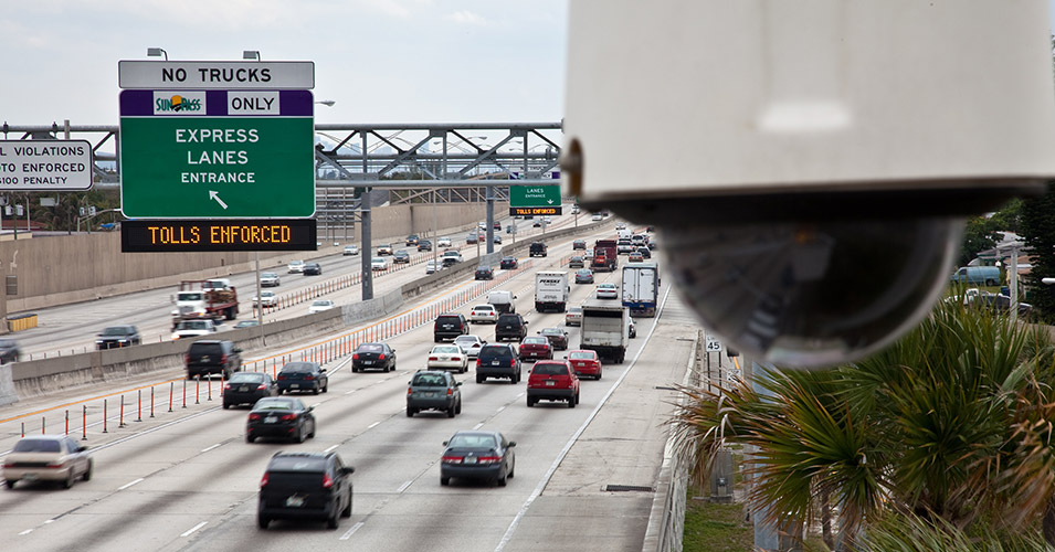Reports Shows Express Lanes Benefit Mobility on I-95