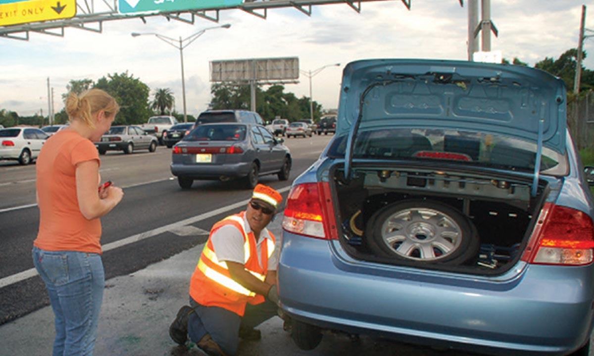 Incident management road rangers bg