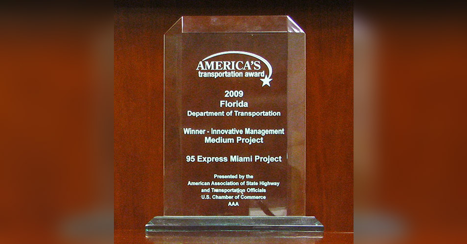 AASHTO's America's Best Transportation Project