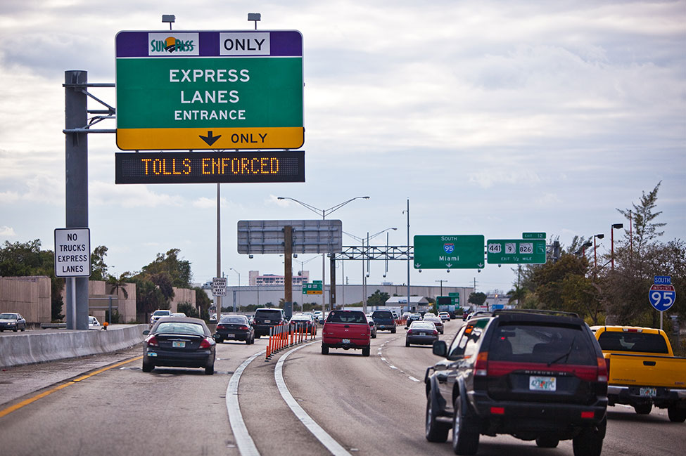 Express lane 3