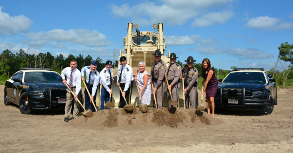 Florida Highway Patrol Break Ground on New Training Complex