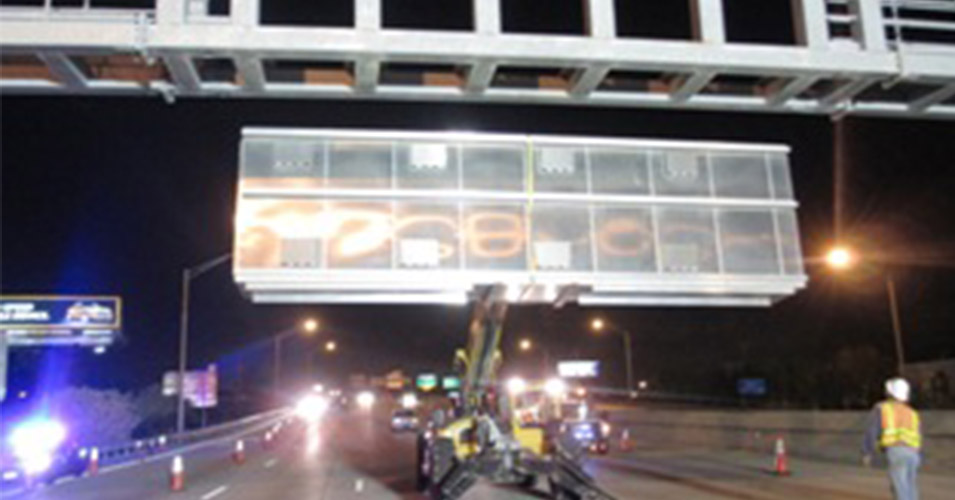 New Color Dynamic Message Signs Added to I-95