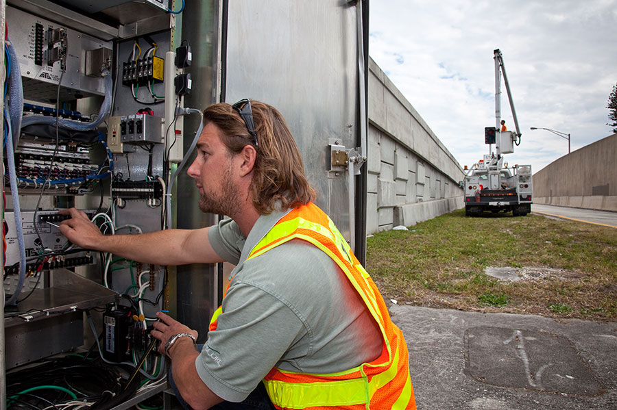 Ramp Signal Maintenance