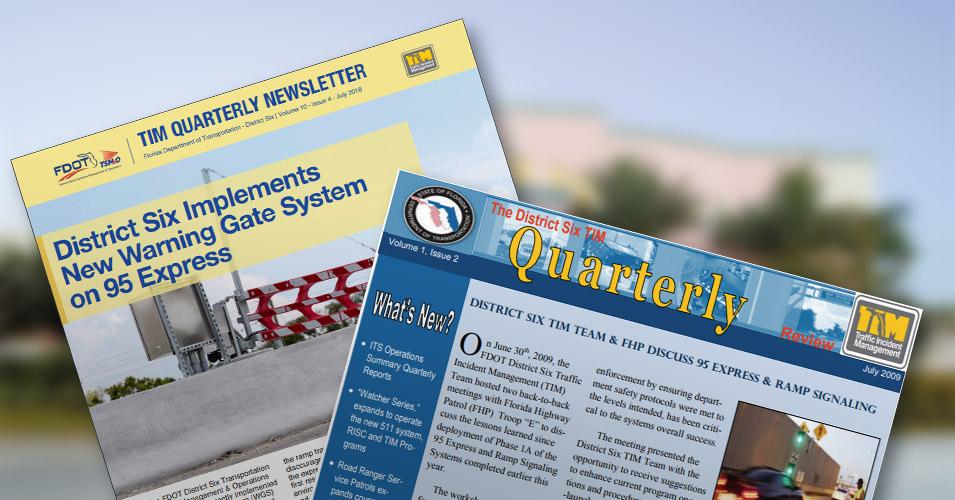 TIM Quarterly Newsletter