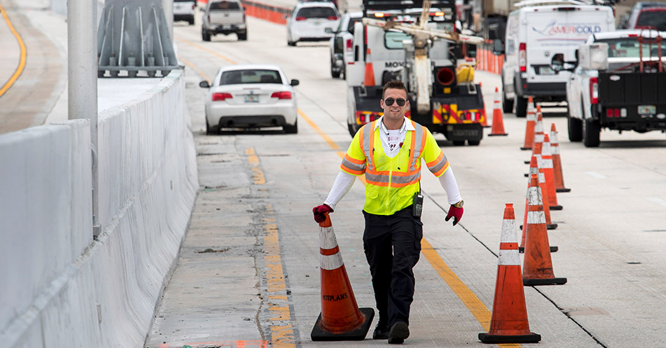 FDOT District Six Completes FHWA's TIM Self-Assessment Test