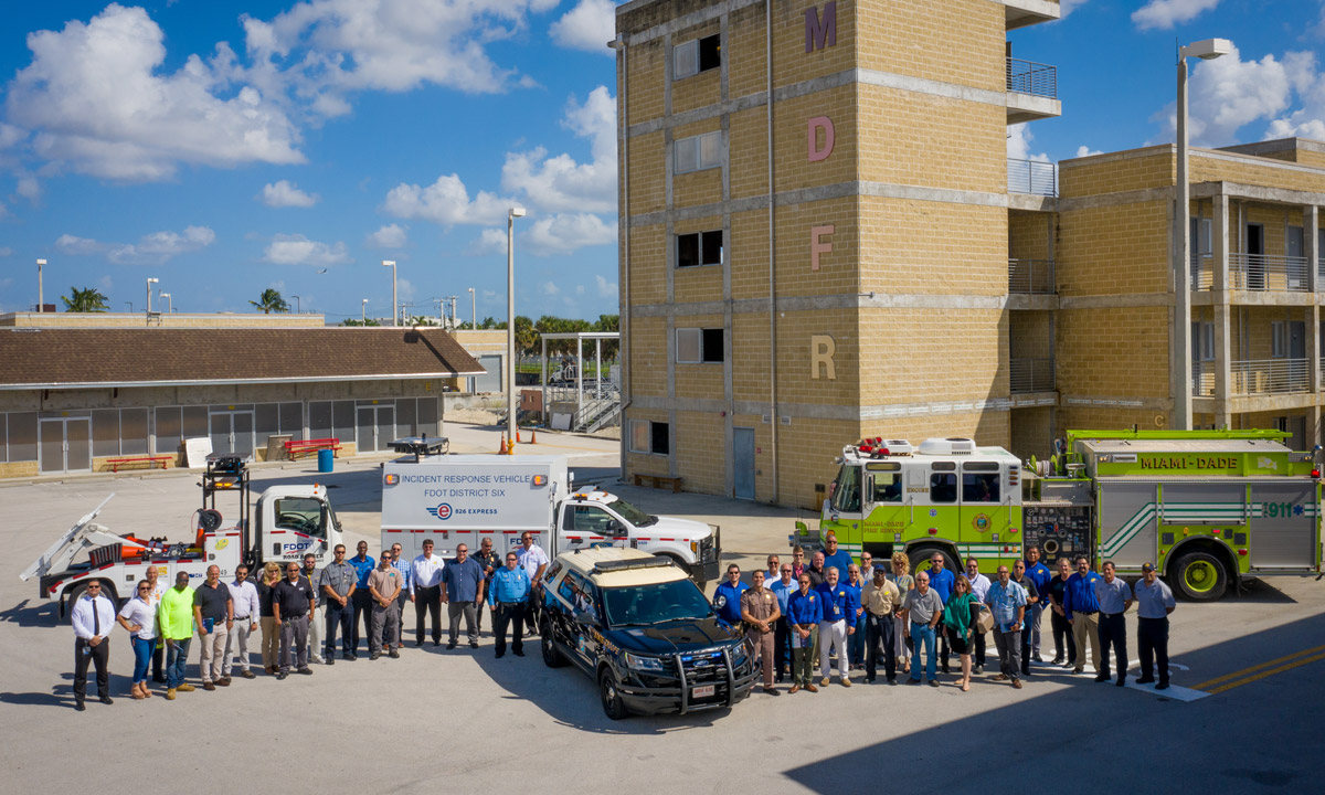 FDOT District Six Observed National Traffic Incident