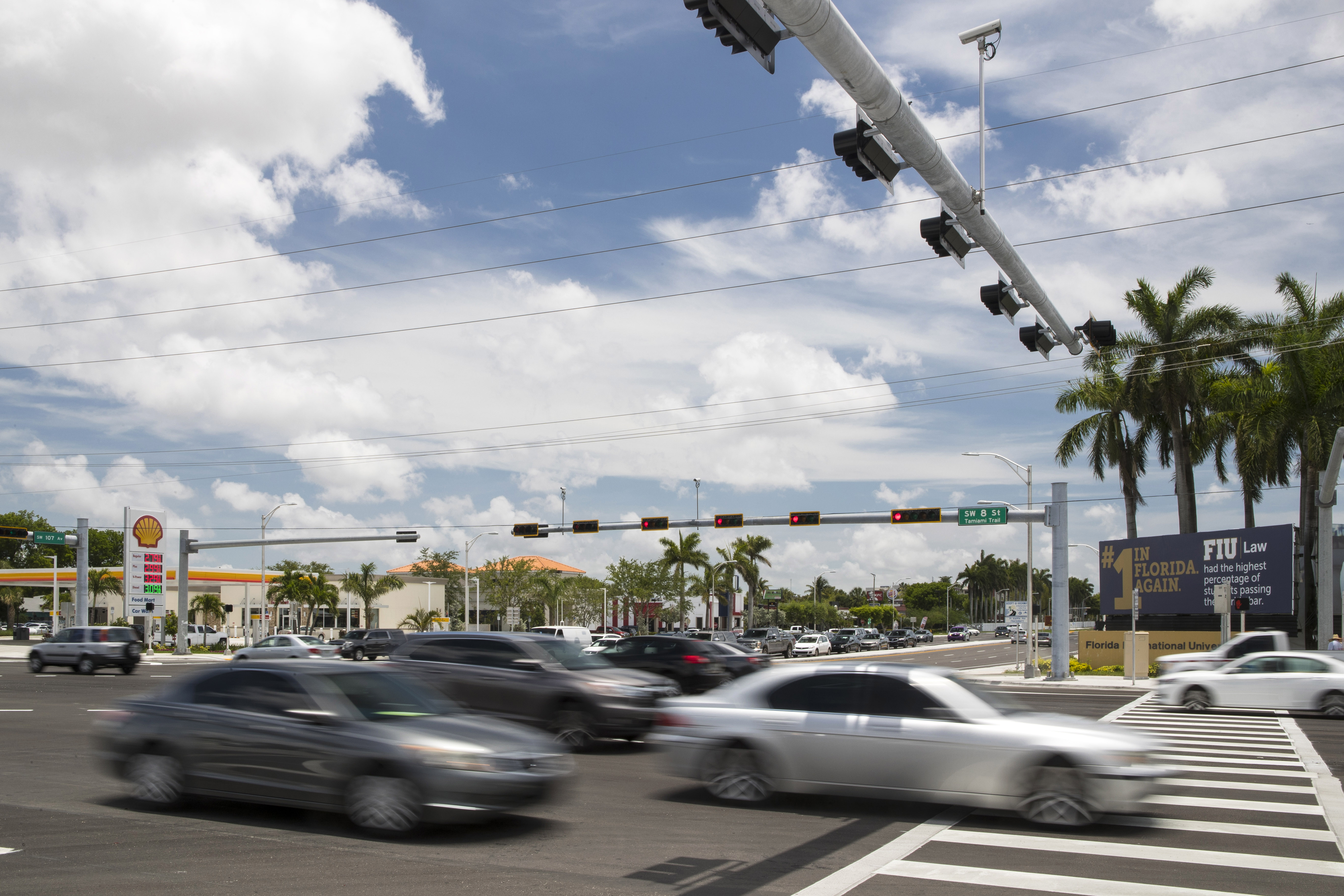 FDOT Completes First Full Year of Operations of the SW 8th